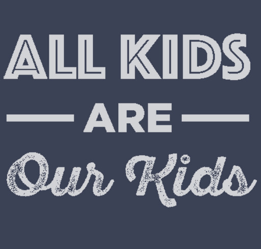 Camp Fire All Kids Are Our Kids shirt design - zoomed