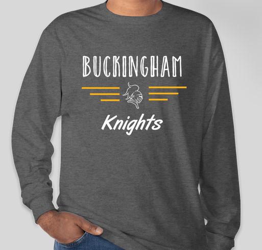 BES Fall Spirit Wear Fundraiser Fundraiser - unisex shirt design - front