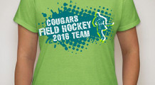 Cougars Field Hockey