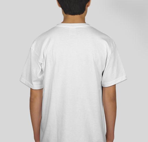 Payne T-Shirt Sale! Fundraiser - unisex shirt design - back