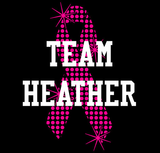 Help Heather Lopez Fight Breast Cancer shirt design - zoomed