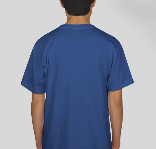 The Great Kindness Challenge Fundraiser - unisex shirt design - back