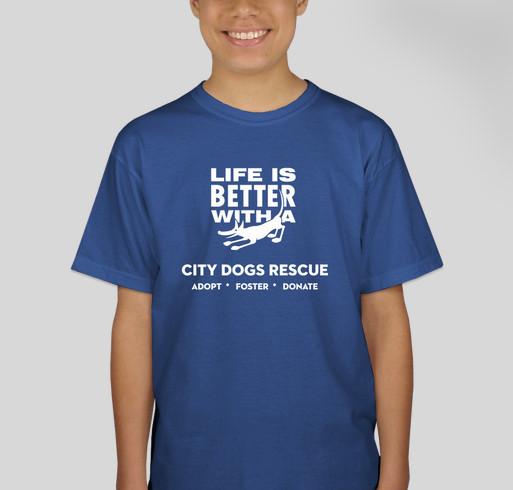 Kids Making A Difference - Ethan Katz Fundraiser - unisex shirt design - front
