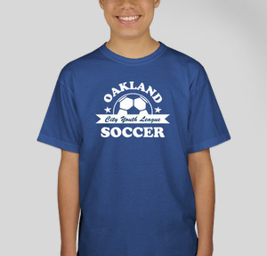 Soccer playoff t shirt designs pt sadya balawan for Soccer t shirt design ideas