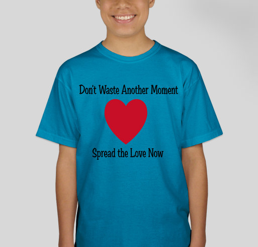 Be Good To Each Other - Laura Marano Fundraiser - unisex shirt design - front