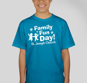Family fun day t shirt designs designs for custom family for Custom t shirts one day delivery