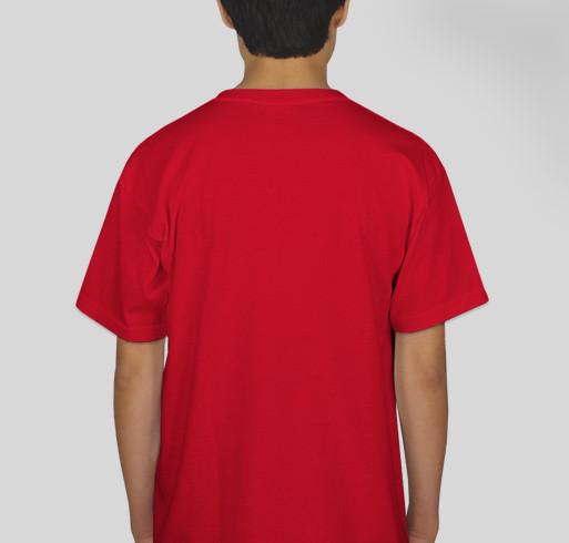 Earl LeGette 2020 Spiritwear Fundraiser - unisex shirt design - back