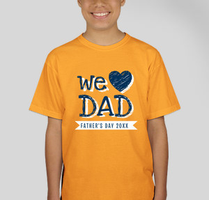 We Love Dad