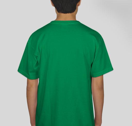 Mt. Charleston Elementary School Spirit Fundraiser - unisex shirt design - back