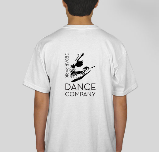 CPDC Holiday Shirts 2017 Fundraiser - unisex shirt design - back