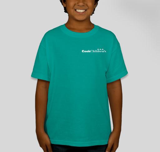 1in26 - 20/20 Fundraiser - unisex shirt design - back