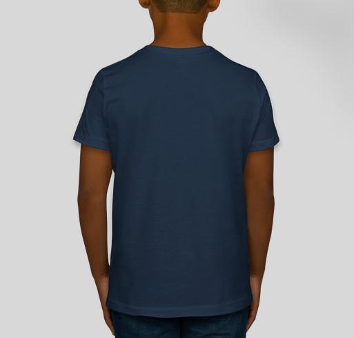 HPS International Night 2019 Fundraiser - unisex shirt design - back