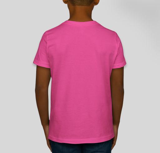Nevada Bugs & Butterflies 2014 Fundraiser (Kid's Shirts) Fundraiser - unisex shirt design - back
