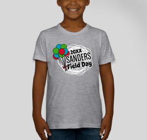 Sanders Field Day