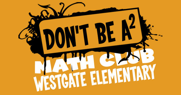 Don't be a square - Math Club