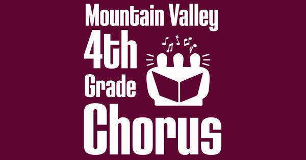 4th Grade Chorus
