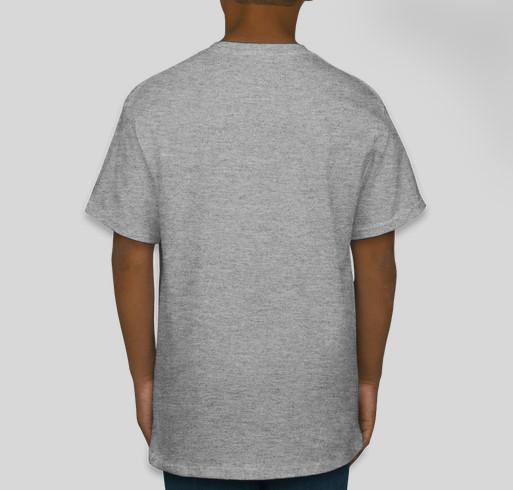 Step Up For The Symphony Fundraiser - unisex shirt design - back