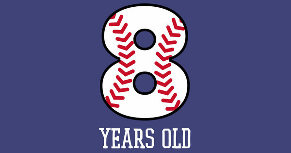 8 years old