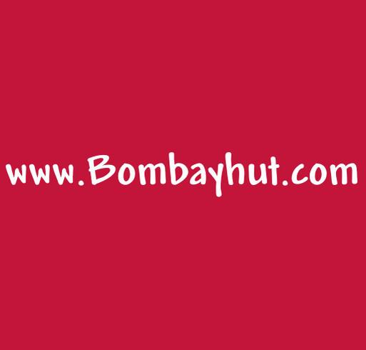 Support BHUT shirt design - zoomed