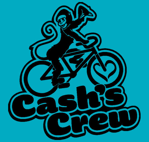 Cash's Crew for Children's Hospital of Colorado shirt design - zoomed