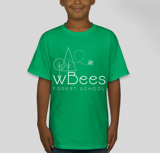 Wbees t shirt fundraiser custom ink fundraising for Rainforest t shirt fundraiser