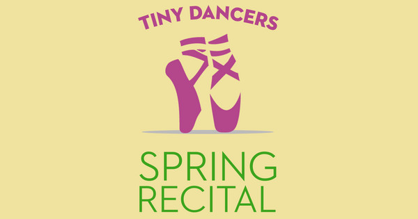 Tiny Dancers Recital