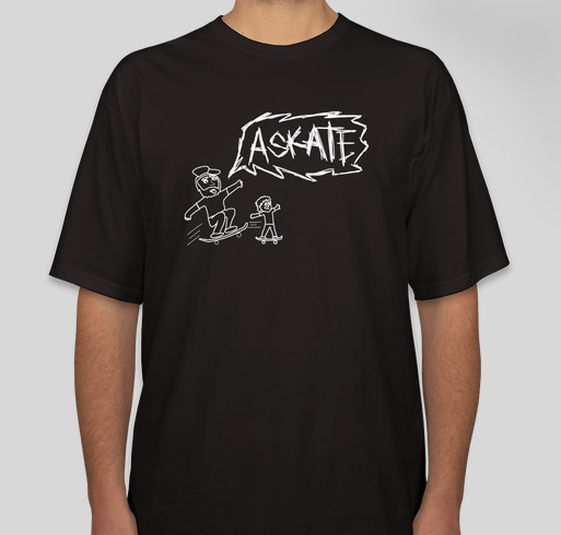 Help Bring An A.Skate Clinic For Children With Autism To Bakersfield, CA! Fundraiser - unisex shirt design - front