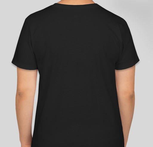 Million Mask Challenge - Swag Fundraiser! Fundraiser - unisex shirt design - back
