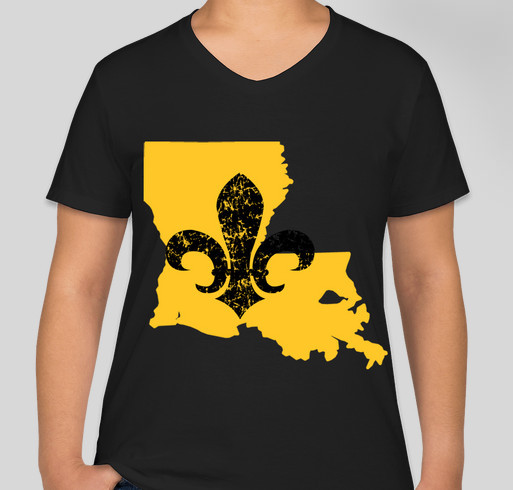 For ALL New Orleans Saints Fans Custom Ink Fundraising