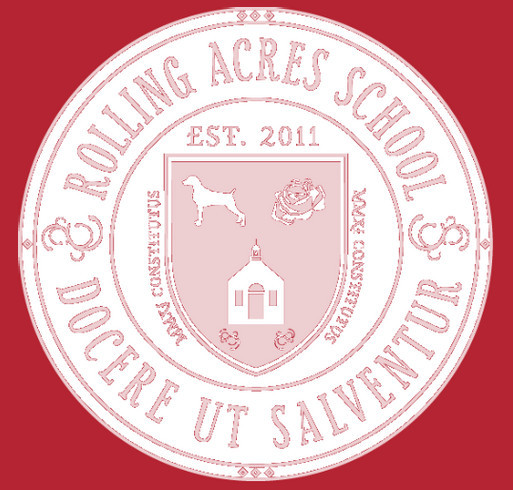 2019-2020 Schola Rosa and R.A.S. Online Academy Polos shirt design - zoomed