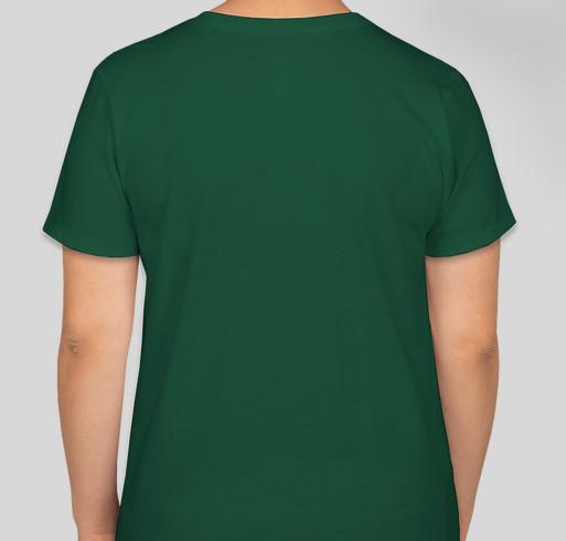 Verboort Sausage & Sauerkraut School Dinner Fundraiser - unisex shirt design - back
