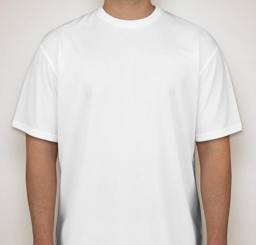 Sport-Tek Dri-Mesh Performance Shirt - White