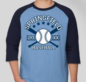 baseball shirt design ideas baseball champs t shirt design springfield