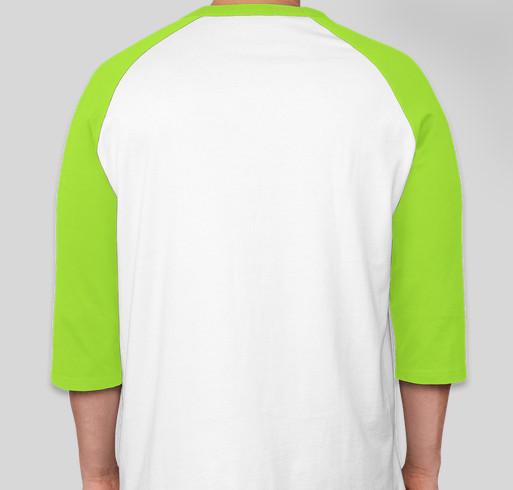 iCAN Spirit Wear Fundraiser - unisex shirt design - back