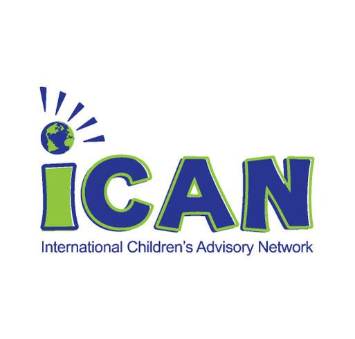 iCAN Spirit Wear shirt design - zoomed