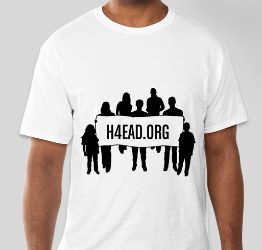 Save H4 EAD And Save Families Custom Ink Fundraising