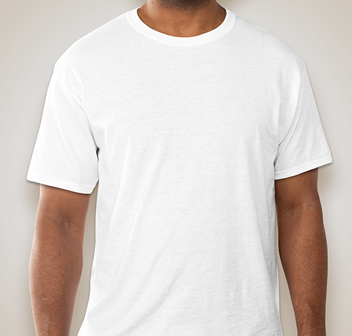 Jerzees 50/50 T-shirt - White