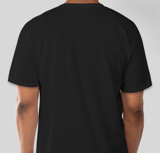 No Sex Is Safe Sex T-Shirt Campaign Fundraiser - unisex shirt design - back