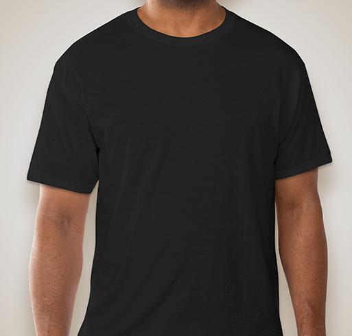 Jerzees 50/50 T-shirt - Black