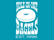 Hole-In-One Bagels