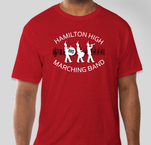 Hamilton Marching Band