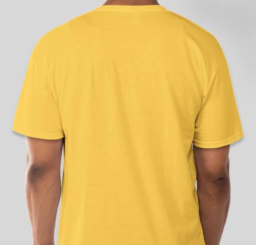 Toddler Town Learning Academy Alex's Lemonade Stand Fundraiser - unisex shirt design - back