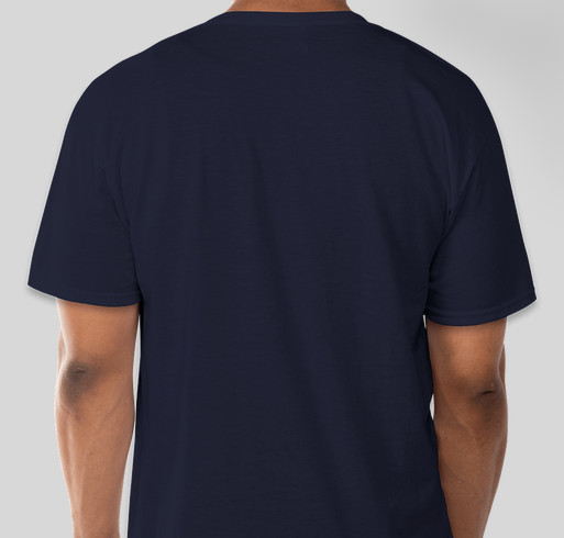My Body Is My Body: Child Abuse Prevention Fundraiser - unisex shirt design - back