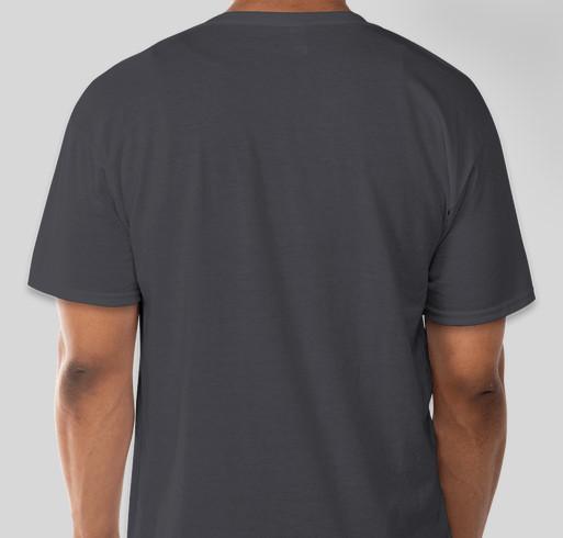 Louisiana Boxer Rescue Needs You! Fundraiser - unisex shirt design - back