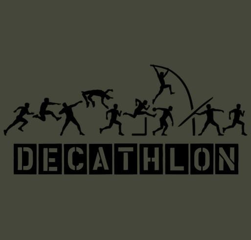 Decathlon T-Shirt shirt design - zoomed
