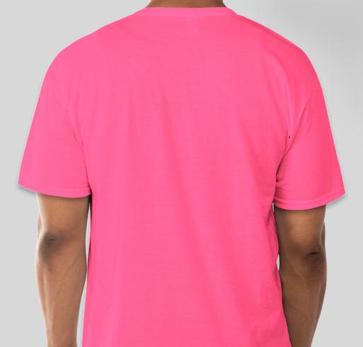 Old Fella Animal Rescue Fundraiser - unisex shirt design - back
