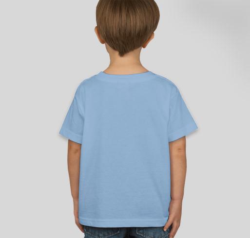 Walt's Angelversary Shirt Fundraiser Fundraiser - unisex shirt design - back