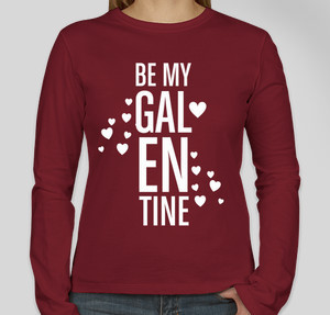 Be My Gal-entine
