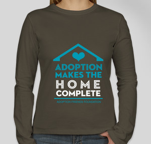 Adoption Makes The Home Complete