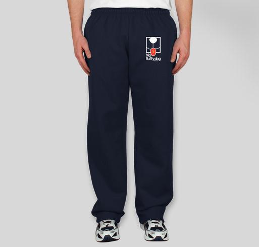 Gildan 50/50 Open Bottom Sweatpants